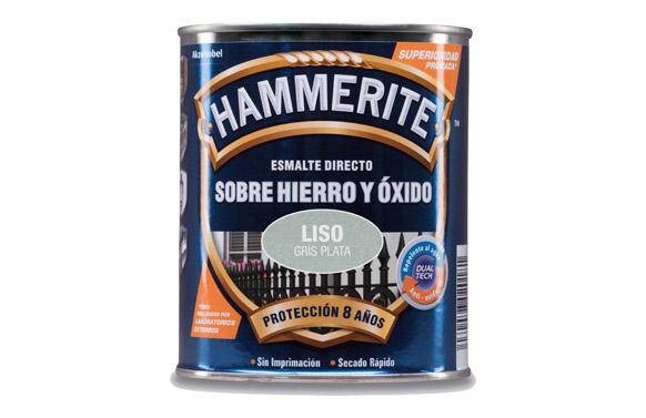 Esmalte sobre hierro y oxido liso 250 ml blanco