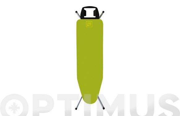 Tabla planchar 110x30 verde
