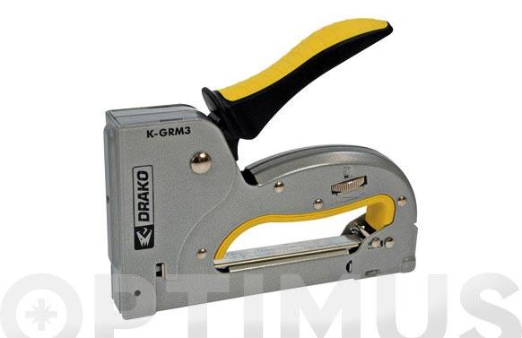 Grapadora manual k-grm-3 prof