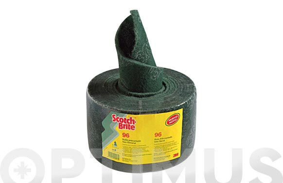 Estropajo fibra verde 6 m
