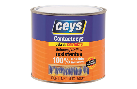 Cola de contacto contactceys 500 ml