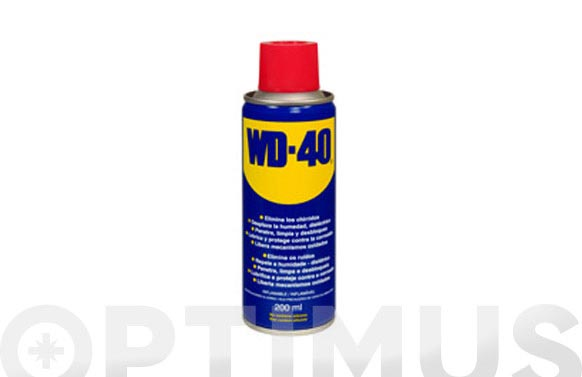Aceite lubricante multiusos spray 100 ml