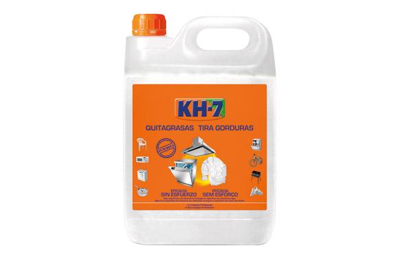 Desengrasante kh-7 profesional 5 l