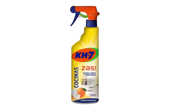 Desengrasante kh-7 zas cocina pistola 750 ml