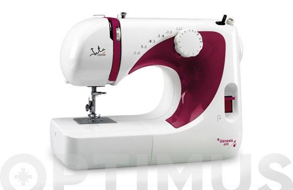 Maquina coser genesis 695