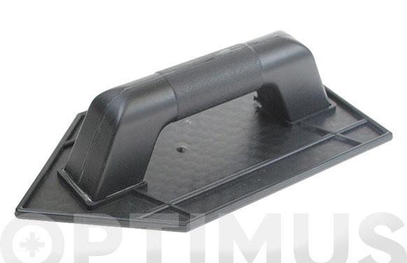 Talocha angular plastico 260 x 140 mm