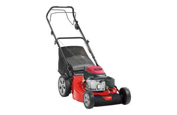 Cortacesped gasolina 170 cc motor honda autopropulsado corte: 51 cm xc 53 hsw