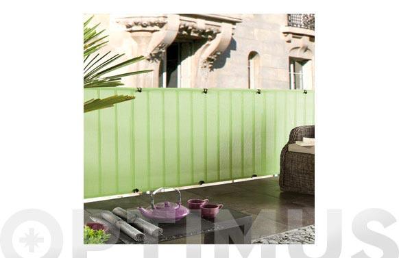 Malla ocultacion everly 85. 1.5 x 5 verde