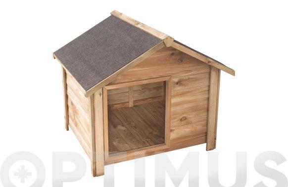Caseta madera para perro willow 100 x 98 x 100 cm