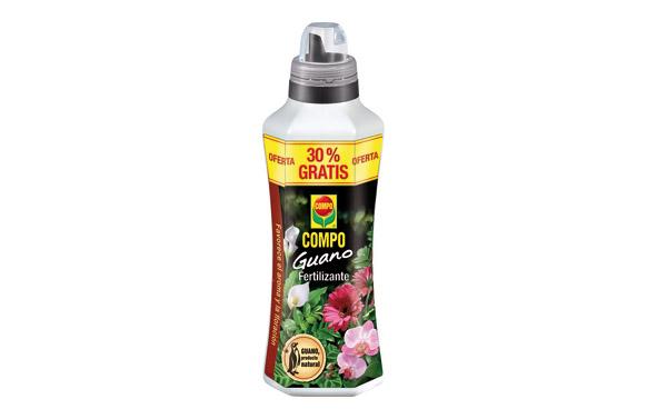 Guano liquido 1000 + 300 cc compo 1300ml