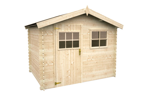 Caseta madera akro 19-1 19mm 244x184x217