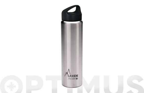 Cantimplora acero inox  0,75 l