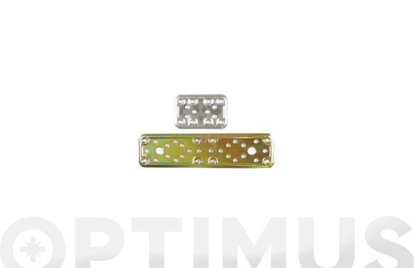 Placa bicromatado 500-120x50