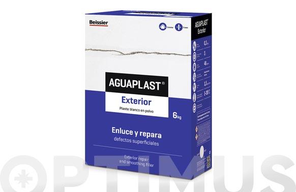 Aguaplast exterior (reparador) polvo 1,5 kg