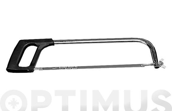 Sierra de arco para metales 300 mm tubo ovalado