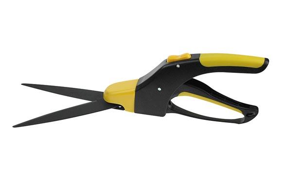 Tijera cortacesped mango bicomponente 360 grados