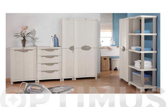 Estanteria 5 estantes 184 x 90 x 45 cm