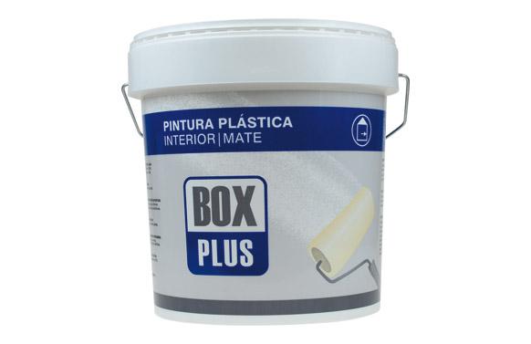 Pintura plastica blanca mate interior 5 kg