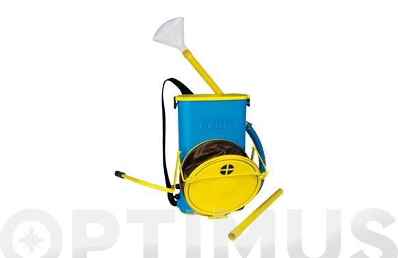 Espolvoreador dorsal de fuelle polmax
