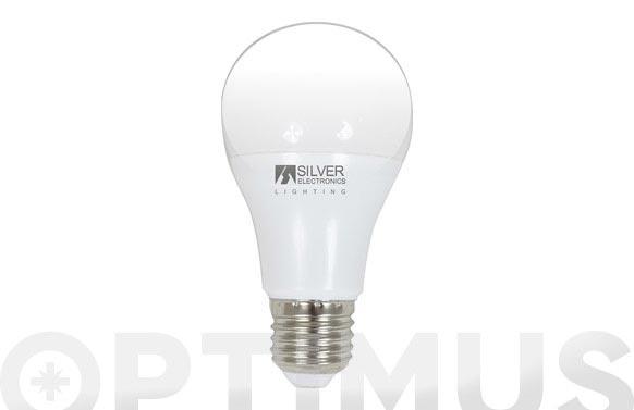 Bombilla led estandar 7w e27 luz calida(3000k)