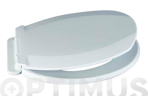 Tapa wc ibiza blanca 36 x 46 x 5 cm