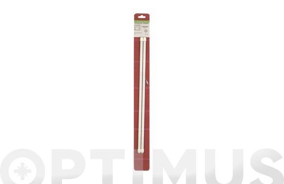 Portavisillos plastificado (2u) 60-105