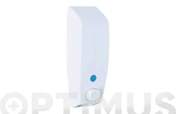 Dosificador gel simple 450 ml blanco