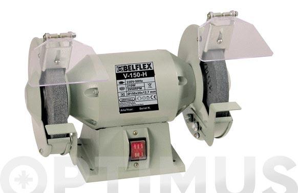 Esmeriladora 150 mm v150h 210 w