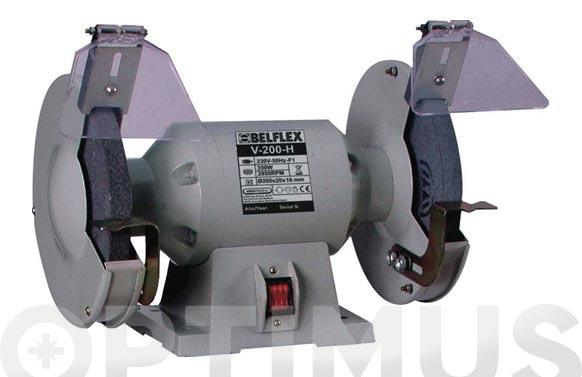 Esmeriladora 200 mm v200h 350 w