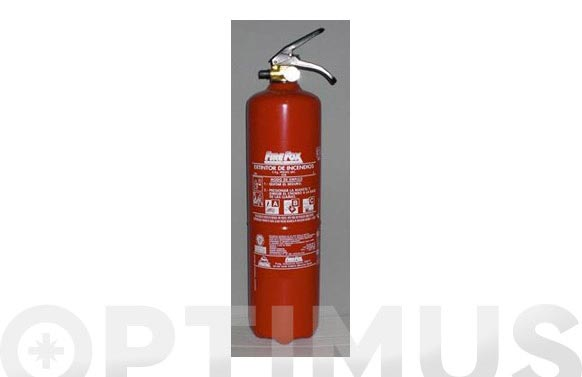 Extintor polvo abc 3 kg