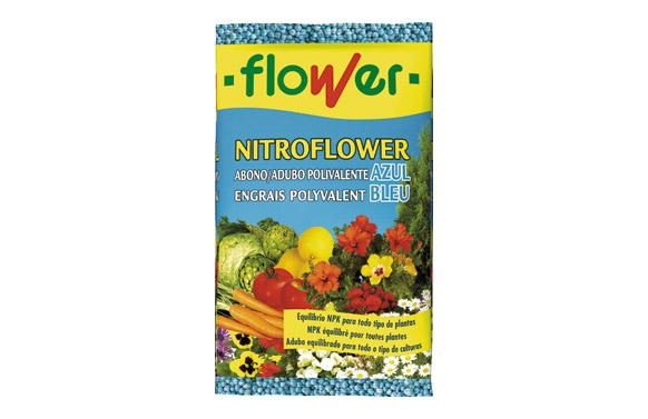 Abono nitroflower azul 750 gr