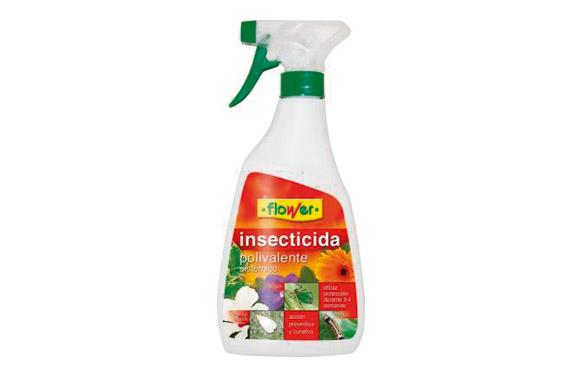 Insecticida polivalente listo uso 500 ml