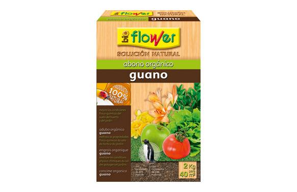 Abono organico guano 2 kg