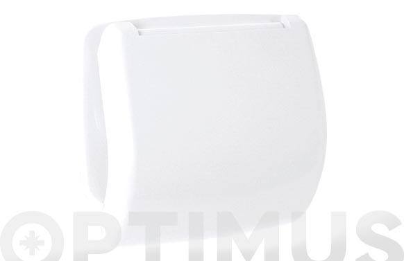 Portarrollos wc blanco olympia