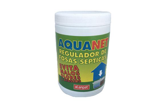 Regulador fosas septicas aquanet 800 gr