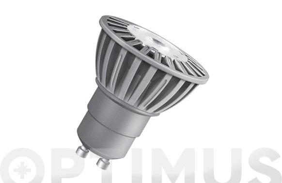 Bombilla led dicroica parapar par16 20 4,5w gu10 blanco calido 220v-240v