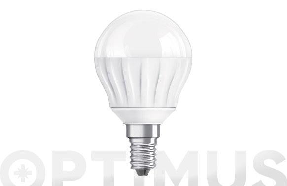 Bombilla led clas. adorno 4w e14 classic p 25 luz blanca