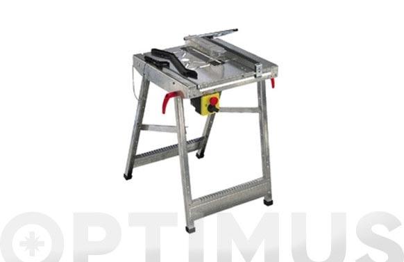 Mesa universal plegable para maquinas portátiles