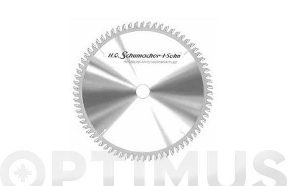 Sierra circular 250x20x60 kw 2502060