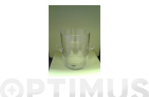 Cubitera cristal bohemia 3343-s/tapa