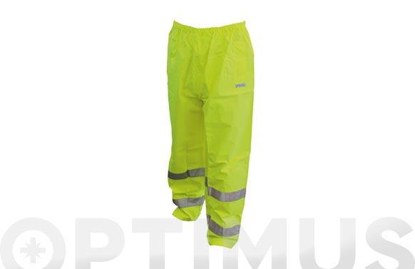 Pantalon alta visibilidad seattle t m amarillo