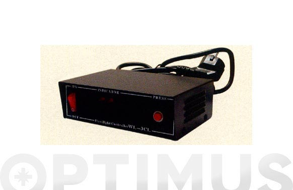 Controlador int. leds 6 func. (192 mts)