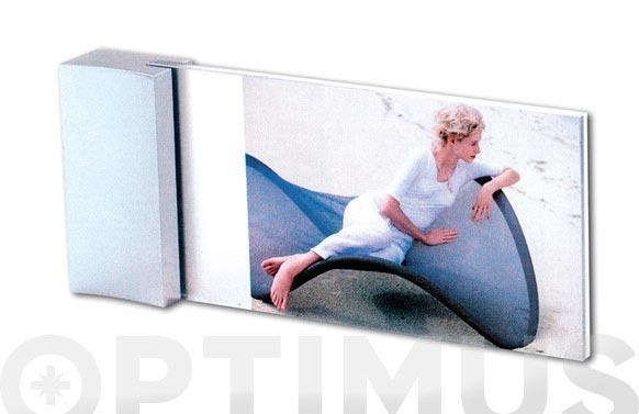 Marco foto 10x15 aluminio