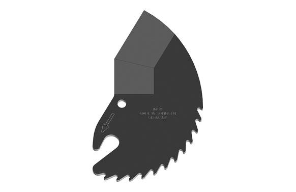 Cuchilla inox c/ teflon 42mm p/ mod. 172031