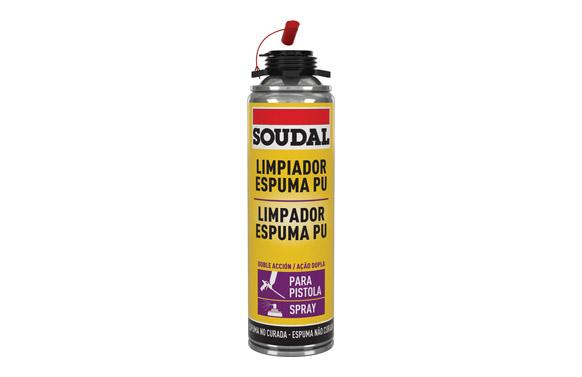 Limpiador espuma poliuretano fresca pistola 500 ml