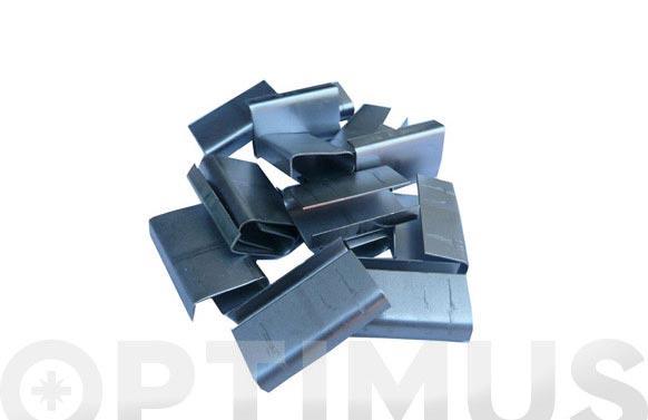 Union fleje pp (caja 4000 u) 13 mm
