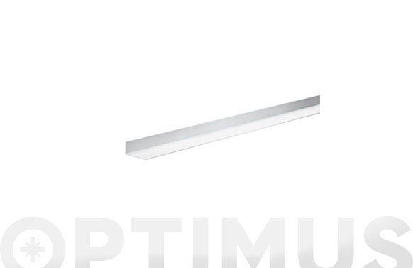 Perfil angulo aluminio anod.plata 2,6 m 30 x 30 x 1 mm
