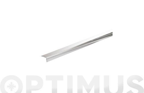 Perfil angulo acero inox a304 2,6 m 30 x 30 x 1 mm