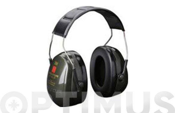 Protector auditivo peltor optime ii snr 31 db