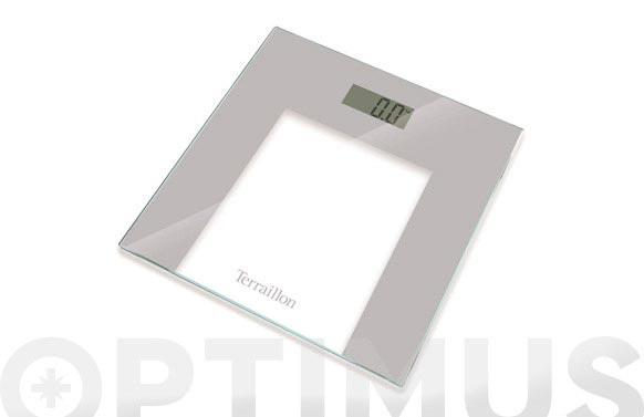 Bascula baño digital tp-1000 glass